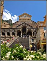 Italy - Amalfi Cathedral by AgiVega