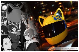 Celty Helmet by ValeforHo