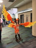finished chocolina cosplay by gothicgirl4444