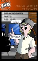 Digital Celluloid Issue 128 by Crazon