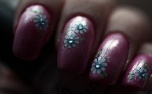 Nail Art 34 by LaraCb