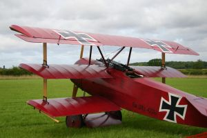 red baron FOK DR1 477 a by Sceptre63