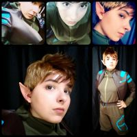 Holly Short Cosplay Compilation by Vexic929