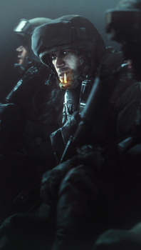 Airborne Soldier by RussianBear2345