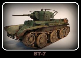 BT-7 by Makingscalemodels
