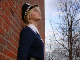.:Police England:. To the Sky by constantlyBuzzing