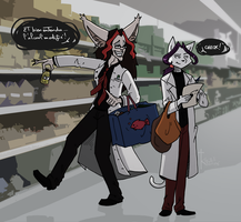 Lab shopping by K-Zlovetch