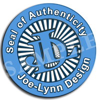Seal of Authenticity by Joe-Lynn-Design