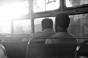 In the bus 2 by Gothumanity