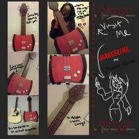 Marceline's Axe-Bass by GameGoddess33