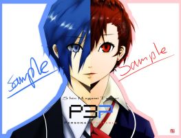 P3P MCs Combined Ver by dodomir23