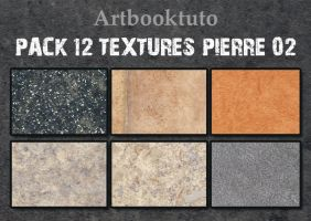Pack 12 textures pierre HD by arthelius