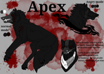 Apex ref and bio by RogueWolf44