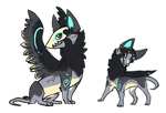 and another adopt auction by Redrie