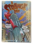 A Strange Day Vintage Comic Book by MichaelVogt