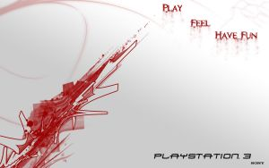 PS3 Play-Feel-Have-Fun by VenomousJP