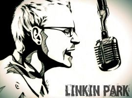Chester Bennington by ArtRotring