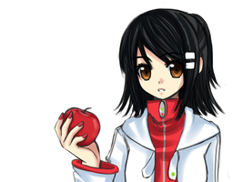 UTAU : Bad Apple by Na-Nami