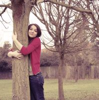 2-365  Tree hugging... by chpsauce