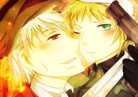 APH: Burning Flame by RuminE