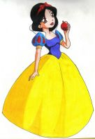 Snow White by Jupta