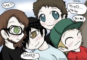 FOB: AWW... by Chocoreaper