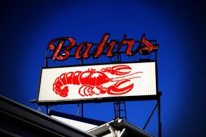 Bahr's Seafood by johanneswalter