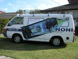 My Noni Van by bonestar