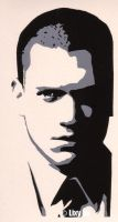 Wentworth Miller by LixyLix
