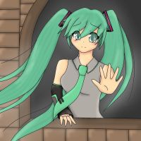 Hatsune Miku*~ (Romeo and Cinderella) by Namine2420