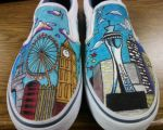 cityscape shoes by AruTamashi