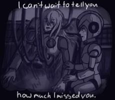 MMX2: Missing You by Sanakudou