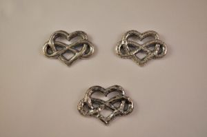 Three polyamory pendants by timjo