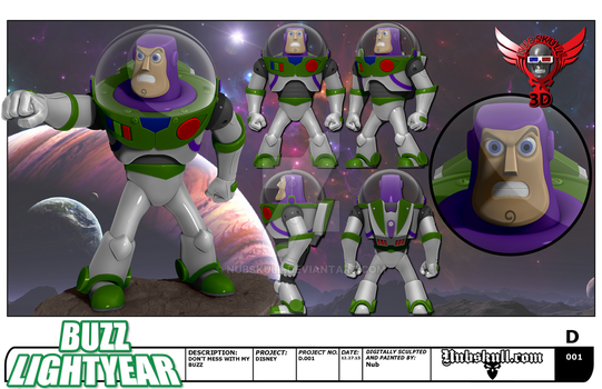 DON'T MESS WITH MY BUZZ! by NUBSKULL