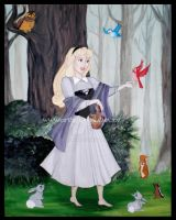 Briar Rose by Terrauh