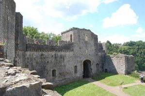 Back of Chepstow by Rovanite