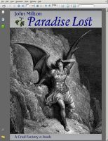 Paradise Lost e-book by chemoelectric