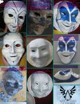 Mask of Harlequin .:How 2:. by Hito-san
