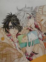 Brothers Conflict by NellNelliel