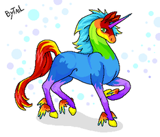 Frost by bytail