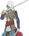 Assassin's Creed: Black Flag James Kenway by Tri-line