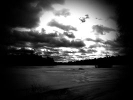 Dark skys and ice by wagn18