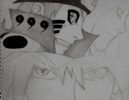 WIP Naruto by GhostH0002