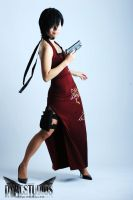 RE4 - Ada Wong 14 by Hyokenseisou-Cosplay