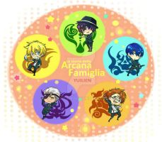 Arcana Famiglia !!! by yuilien
