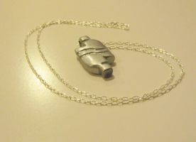 Stargate Replicator Necklace by Peaceofshine