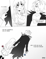 [IbxGarry] Strangers in Dark Coats [PG4] by Musapan