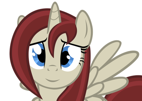 OC Pony: Akira being adorable by Pappkarton