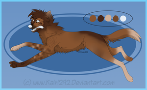 Wolf or Dog adoptable by chepiis-pointadopts