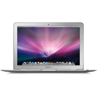 Macbook Air by transcendentalpeace